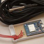 ESP-WROOM-02_DS18B20温度センサー